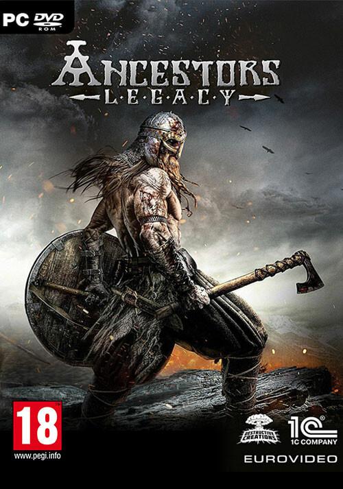 Ancestors Legacy - Cover