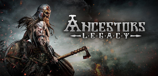 Ancestors Legacy - Cover / Packshot
