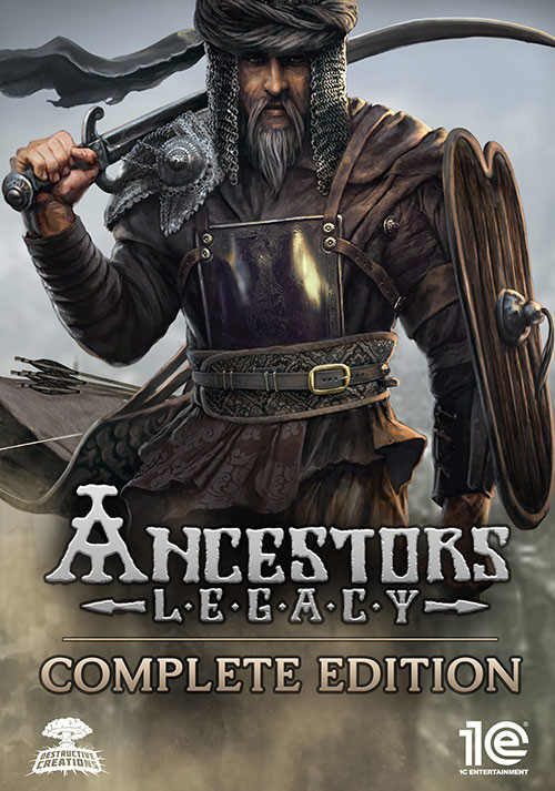 Ancestors Legacy - Complete Edition - Cover