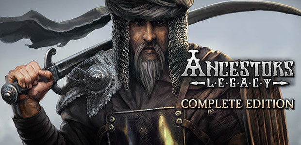 Ancestors Legacy - Complete Edition - Cover / Packshot