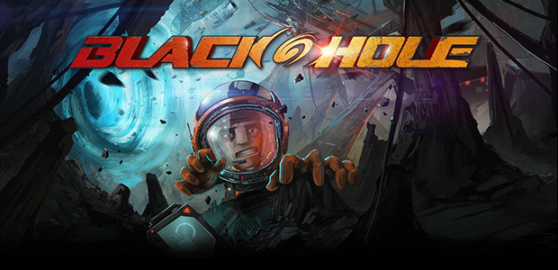 BLACKHOLE - Cover / Packshot