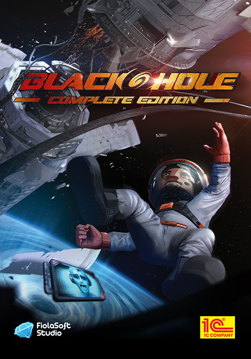 BLACKHOLE: Complete Edition - Cover