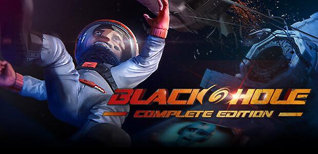 BLACKHOLE: Complete Edition - Cover / Packshot