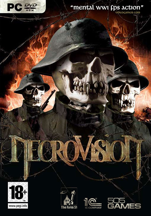 NecroVision - Cover / Packshot