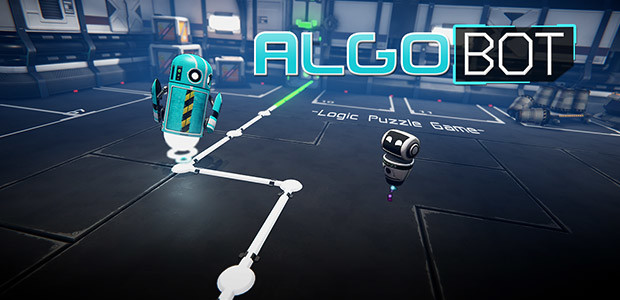 Algo Bot - Cover / Packshot