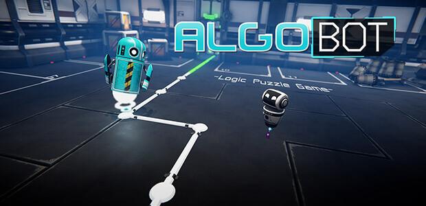 Algo Bot - Cover / Packshot