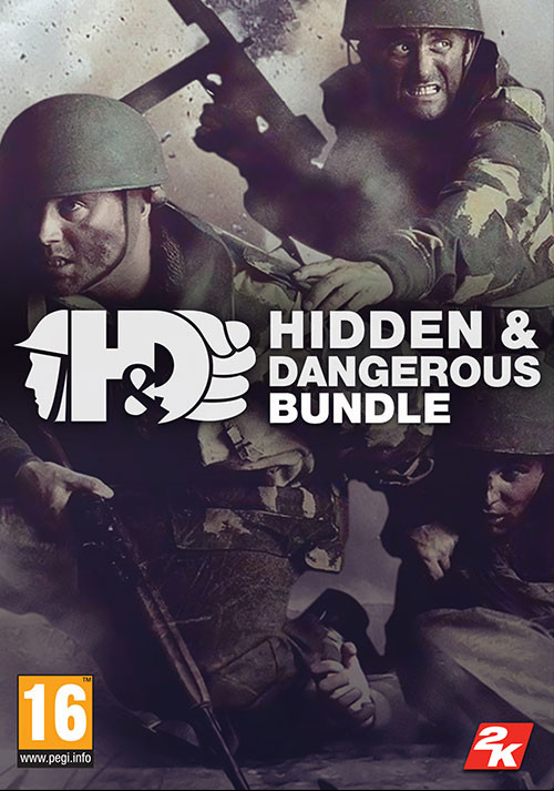Hidden & Dangerous Bundle - Cover / Packshot