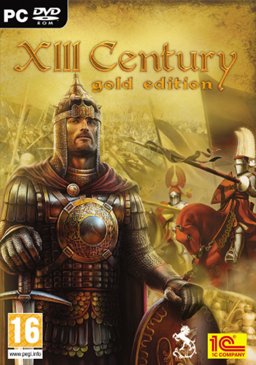 XIII Century - Gold Edition - Cover