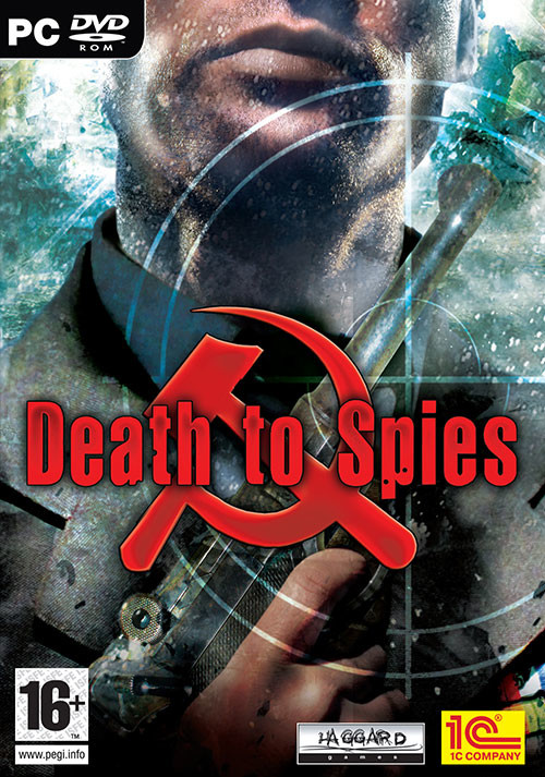 Death to Spies - Cover