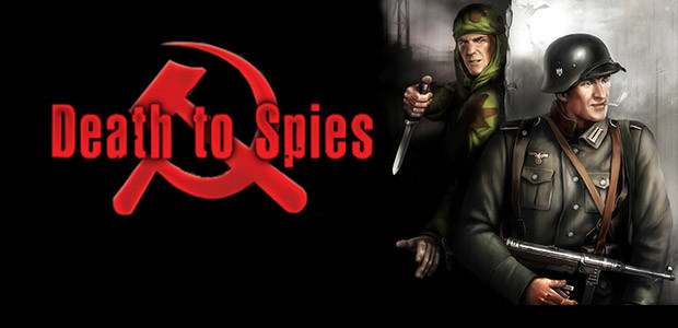 Death to Spies - Cover / Packshot