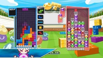 Screenshot3 - Puyo Puyo Tetris