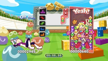 Screenshot4 - Puyo Puyo Tetris