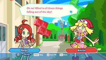 Screenshot2 - Puyo Puyo Tetris