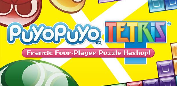 Puyo Puyo Tetris - Cover / Packshot