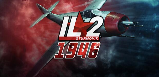 IL-2 Sturmovik: 1946 - Cover / Packshot