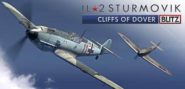 IL-2 Sturmovik: Cliffs of Dover Blitz Edition - Cover / Packshot