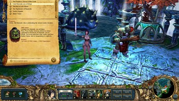 Screenshot2 - King's Bounty: Armored Princess