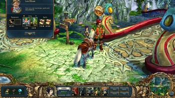 Screenshot4 - King's Bounty: Armored Princess