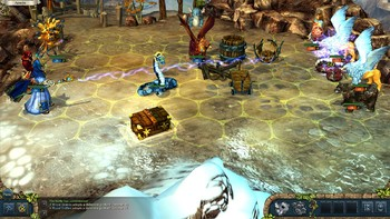 Screenshot5 - King's Bounty: Armored Princess