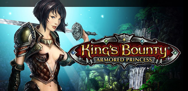 King's Bounty: Armored Princess - Cover / Packshot