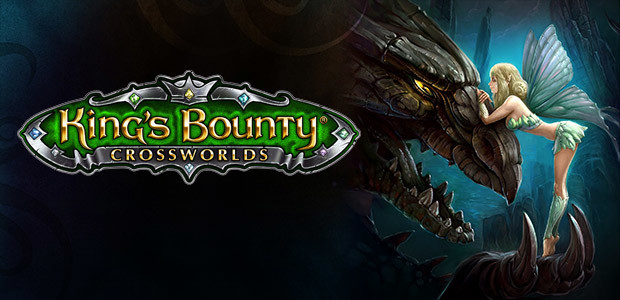 King's Bounty: Crossworlds - Cover / Packshot