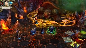 Screenshot1 - King's Bounty: Crossworlds