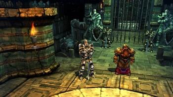 Screenshot2 - King's Bounty: Crossworlds