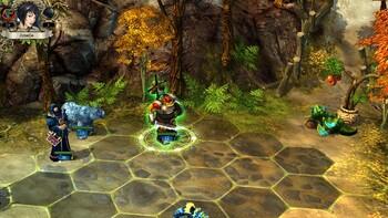 Screenshot4 - King's Bounty: Crossworlds