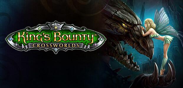 King's Bounty: Crossworlds - Cover / Packshot