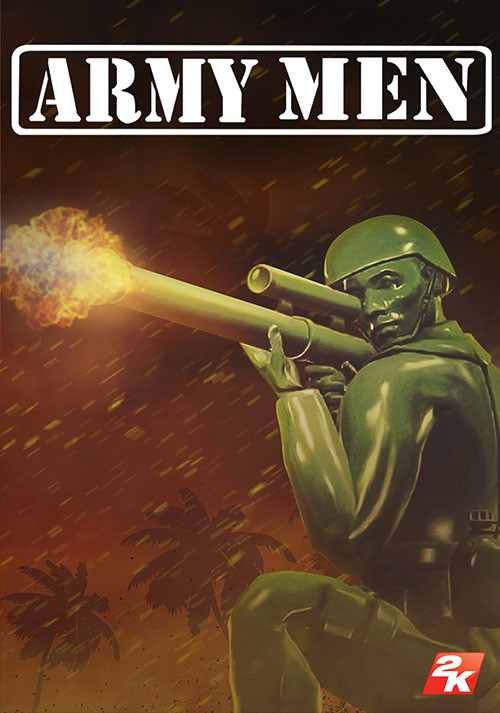 Army Men - Cover