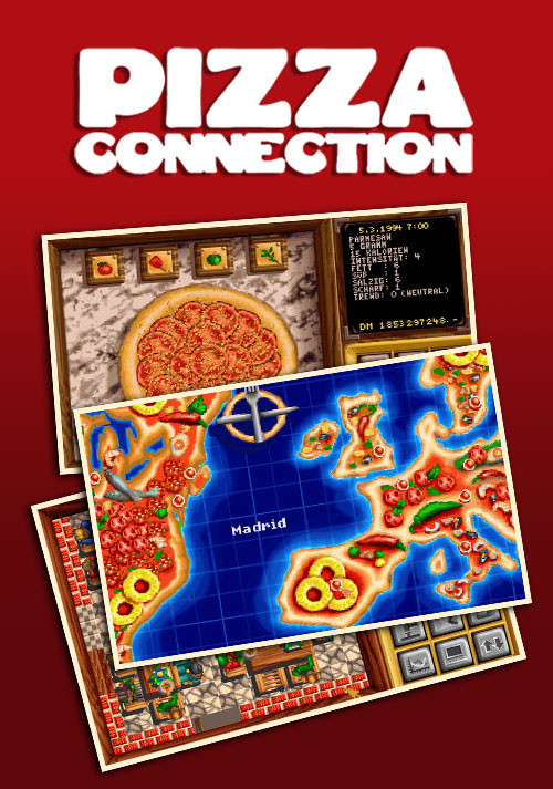 Pizza Connection - Cover