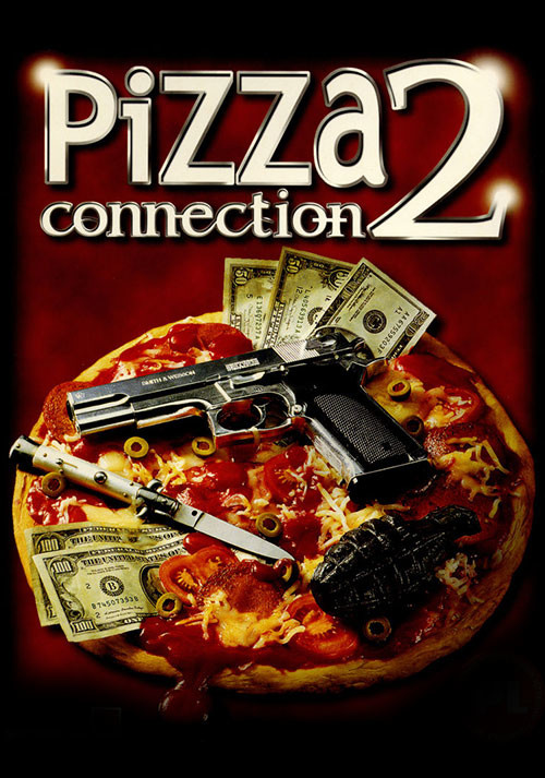 Pizza Connection 2 - Cover