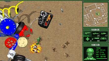 Screenshot3 - Army Men II
