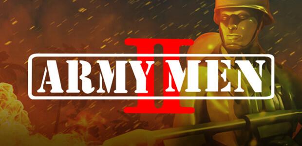 Army Men II - Cover / Packshot