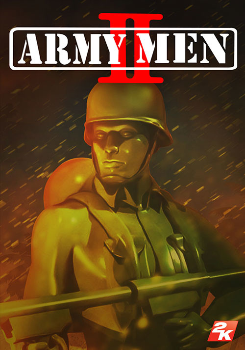Army Men II - Cover / Packshot