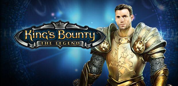 King's Bounty: The Legend - Cover / Packshot