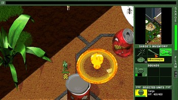 Screenshot4 - Army Men: Toys in Space