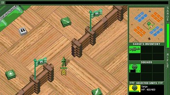 Screenshot10 - Army Men: Toys in Space