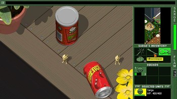 Screenshot3 - Army Men: Toys in Space