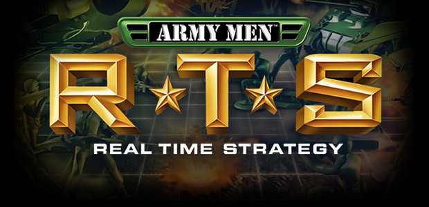 Army Men RTS - Cover / Packshot
