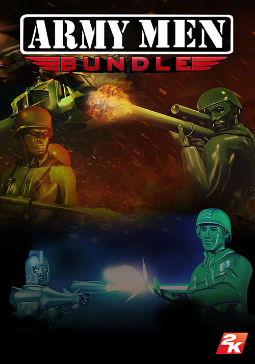 Army Men Bundle - Cover / Packshot