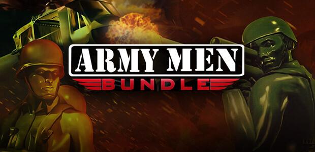Army Men Bundle - Cover / Packshot