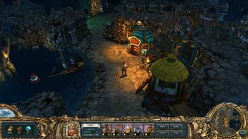 Screenshot1 - King's Bounty: Warriors of the North