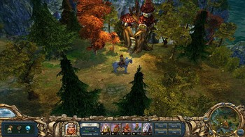 Screenshot4 - King's Bounty: Warriors of the North