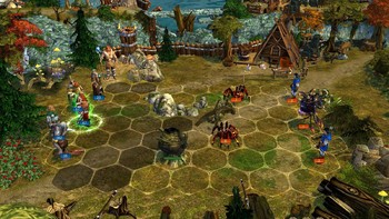 Screenshot5 - King's Bounty: Warriors of the North