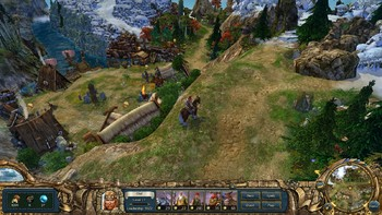 Screenshot9 - King's Bounty: Warriors of the North