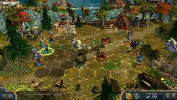 Screenshot7 - King's Bounty: Warriors of the North - The Complete Edition