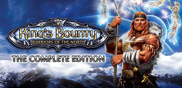 King's Bounty: Warriors of the North - The Complete Edition - Cover / Packshot
