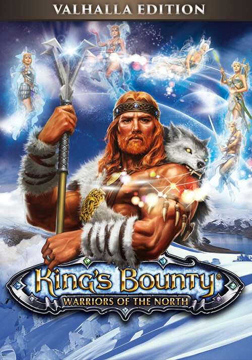 King's Bounty: Warriors of the North - Valhalla Edition - Cover / Packshot