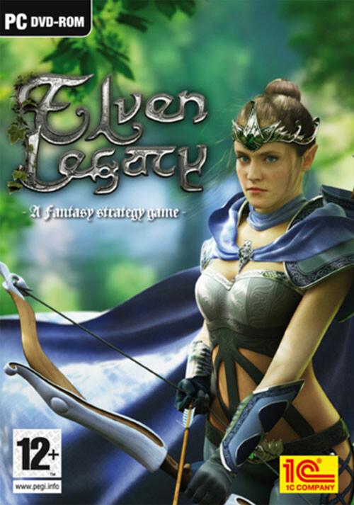 Elven Legacy - Cover / Packshot